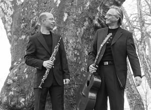 David Kummer und Christian Straube