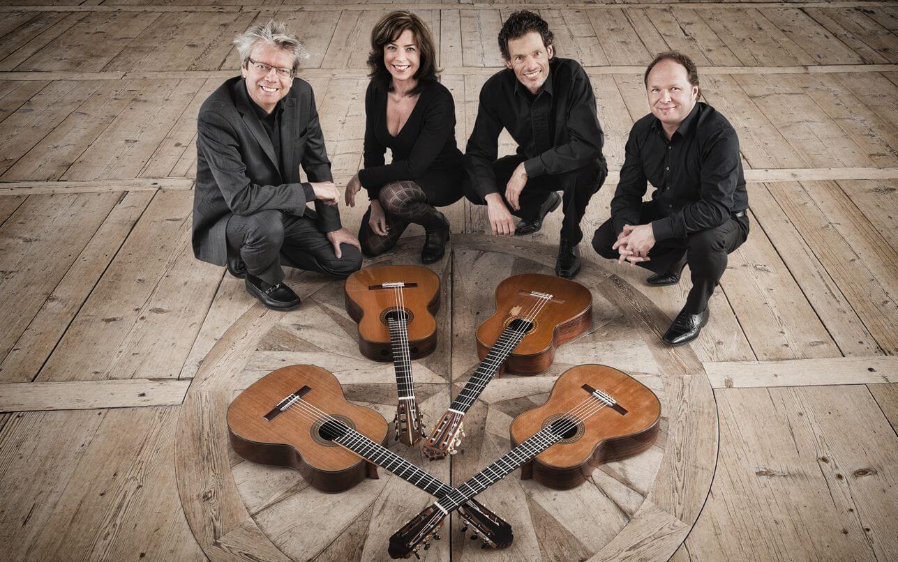 Amadeus und Gruber Quartett
